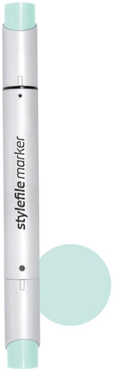 Stylefile Маркер двухсторонний Brush цвет: 600 синий бирюзовыйSFBR600Маркеры Stylefile Brush— это профессиональные маркеры со спиртовыми чернилами для дизайнеров, граффити-художников, иллюстраторов. Благодаря эргономичному корпусу маркеры идеально ложатся в руку, ими легко работать. Каждый маркер имеет по два пера: кисть с одной стороны для мелких или детальных работ и широкое скошенное перо для больших площадей закрашивания Основные характеристики:124 оттенка (включая блендер)Круглый корпус2 наконечника: кисть и плоский скошенныйГерметичный колпачок, препятствующий высыханиюДозаправляемые.