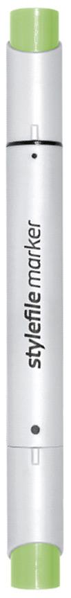 Stylefile Маркер двухсторонний Brush цвет: 672 зеленый травянойSFBR672Маркеры Stylefile Brush— это профессиональные маркеры со спиртовыми чернилами для дизайнеров, граффити-художников, иллюстраторов. Благодаря эргономичному корпусу маркеры идеально ложатся в руку, ими легко работать. Каждый маркер имеет по два пера: кисть с одной стороны для мелких или детальных работ и широкое скошенное перо для больших площадей закрашивания Основные характеристики:124 оттенка (включая блендер)Круглый корпус2 наконечника: кисть и плоский скошенныйГерметичный колпачок, препятствующий высыханиюДозаправляемые.