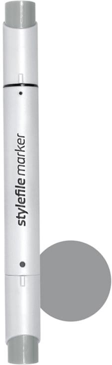 Stylefile Маркер двухсторонний Brush цвет: ng5 серый натуральный 5SFBRNG5Маркеры Stylefile Brush— это профессиональные маркеры со спиртовыми чернилами для дизайнеров, граффити-художников, иллюстраторов. Благодаря эргономичному корпусу маркеры идеально ложатся в руку, ими легко работать. Каждый маркер имеет по два пера: кисть с одной стороны для мелких или детальных работ и широкое скошенное перо для больших площадей закрашивания Основные характеристики:124 оттенка (включая блендер)Круглый корпус2 наконечника: кисть и плоский скошенныйГерметичный колпачок, препятствующий высыханиюДозаправляемые.