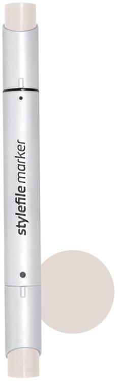 Stylefile Маркер двухсторонний Brush цвет wg2 серый теплый 2SFBRWG2Маркеры Stylefile Brush - это профессиональные маркеры со спиртовыми чернилами для дизайнеров, граффити-художников, иллюстраторов. Благодаря эргономичному корпусу маркеры идеально ложатся в руку, ими легко работать. Каждый маркер имеет по два пера: кисть с одной стороны для мелких или детальных работ и широкое скошенное перо для больших площадей закрашивания. Основные характеристики:124 оттенка (включая блендер).Круглый корпус.2 наконечника: кисть и плоский скошенный.Герметичный колпачок, препятствующий высыханию.Дозаправляемые.