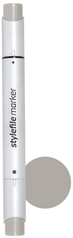 Stylefile Маркер двухсторонний Brush цвет: wg5 серый теплый 5SFBRWG5Маркеры Stylefile Brush— это профессиональные маркеры со спиртовыми чернилами для дизайнеров, граффити-художников, иллюстраторов. Благодаря эргономичному корпусу маркеры идеально ложатся в руку, ими легко работать. Каждый маркер имеет по два пера: кисть с одной стороны для мелких или детальных работ и широкое скошенное перо для больших площадей закрашивания Основные характеристики:124 оттенка (включая блендер)Круглый корпус2 наконечника: кисть и плоский скошенныйГерметичный колпачок, препятствующий высыханиюДозаправляемые.