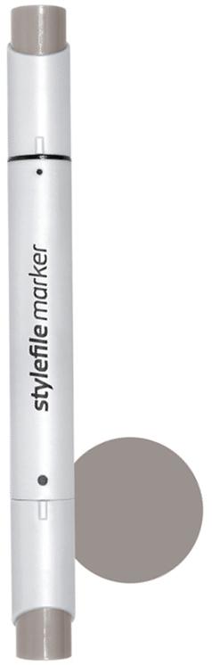 Stylefile Маркер двухсторонний Brush цвет: wg6 серый теплый 6SFBRWG6Маркеры Stylefile Brush— это профессиональные маркеры со спиртовыми чернилами для дизайнеров, граффити-художников, иллюстраторов. Благодаря эргономичному корпусу маркеры идеально ложатся в руку, ими легко работать. Каждый маркер имеет по два пера: кисть с одной стороны для мелких или детальных работ и широкое скошенное перо для больших площадей закрашивания Основные характеристики:124 оттенка (включая блендер)Круглый корпус2 наконечника: кисть и плоский скошенныйГерметичный колпачок, препятствующий высыханиюДозаправляемые.