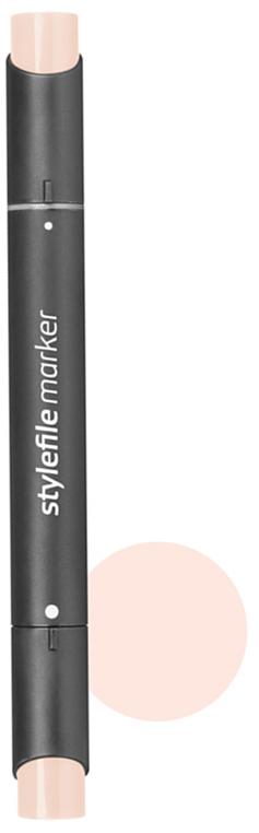 Stylefile Маркер двухсторонний Classic цвет: 306 розовая пудра stylefile маркер двухсторонний classic цвет 452 розовая роза
