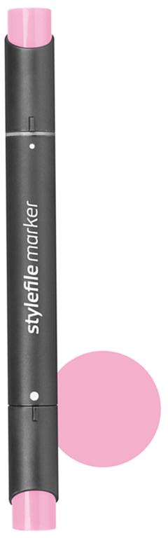 Stylefile Маркер двухсторонний Classic цвет: 452 розовая роза stylefile маркер двухсторонний classic цвет 452 розовая роза