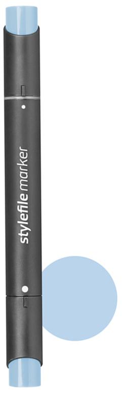 Stylefile Маркер двухсторонний Classic цвет: 510 небесно-голубойSFM510Маркеры Stylefile Classic со спиртовыми чернилами высочайшего качества специально разработаны для дизайнеров, граффити-художников, иллюстраторов и студентов.Маркеры имеют широкую палитру и эргономичный дизайн, два наконечника – круглый и скошенный. Наконечники изготавливаются по особой технологии в Японии. Основные характеристики:124 оттенка Круглый корпус2 наконечника: круглый тонкий и плоский скошенный Герметичный колпачок, препятствующий высыханиюДозаправляемые
