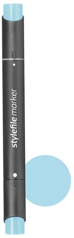 Stylefile Маркер двухсторонний Classic цвет: 514 синий пастельныйSFM514Маркеры Stylefile Classic со спиртовыми чернилами высочайшего качества специально разработаны для дизайнеров, граффити-художников, иллюстраторов и студентов.Маркеры имеют широкую палитру и эргономичный дизайн, два наконечника – круглый и скошенный. Наконечники изготавливаются по особой технологии в Японии. Основные характеристики:124 оттенка Круглый корпус2 наконечника: круглый тонкий и плоский скошенный Герметичный колпачок, препятствующий высыханиюДозаправляемые