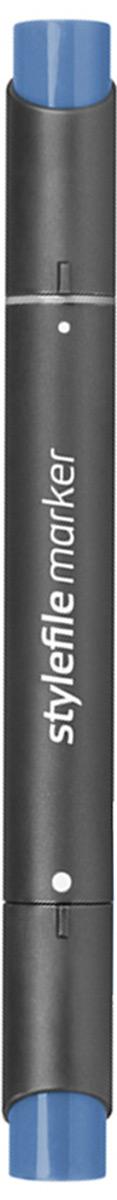 Stylefile Маркер двухсторонний Classic цвет: 522 лазурь берлинскаяSFM522Маркеры Stylefile Classic со спиртовыми чернилами высочайшего качества специально разработаны для дизайнеров, граффити-художников, иллюстраторов и студентов.Маркеры имеют широкую палитру и эргономичный дизайн, два наконечника – круглый и скошенный. Наконечники изготавливаются по особой технологии в Японии. Основные характеристики:124 оттенка Круглый корпус2 наконечника: круглый тонкий и плоский скошенный Герметичный колпачок, препятствующий высыханиюДозаправляемые