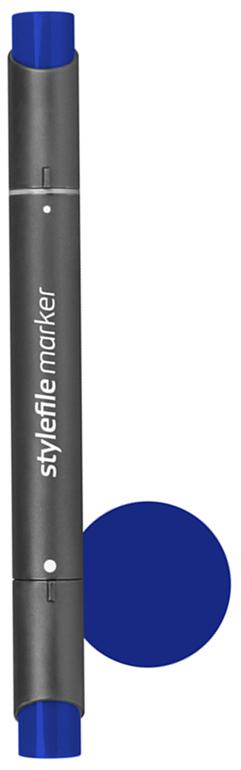 Stylefile Маркер двухсторонний Classic цвет 556 ультрамаринSFM556Маркеры Stylefile Classic со спиртовыми чернилами высочайшего качества специально разработаны для дизайнеров, граффити-художников, иллюстраторов и студентов. Маркеры имеют широкую палитру и эргономичный дизайн, два наконечника - круглый и скошенный. Наконечники изготавливаются по особой технологии в Японии. Основные характеристики:124 оттенка. Круглый корпус.2 наконечника: круглый тонкий и плоский скошенный.Герметичный колпачок, препятствующий высыханию.Дозаправляемые.