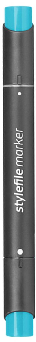 Stylefile Маркер двухсторонний Classic цвет: 562 синий ледянойSFM562Маркеры Stylefile Classic со спиртовыми чернилами высочайшего качества специально разработаны для дизайнеров, граффити-художников, иллюстраторов и студентов.Маркеры имеют широкую палитру и эргономичный дизайн, два наконечника – круглый и скошенный. Наконечники изготавливаются по особой технологии в Японии. Основные характеристики:124 оттенка Круглый корпус2 наконечника: круглый тонкий и плоский скошенный Герметичный колпачок, препятствующий высыханиюДозаправляемые