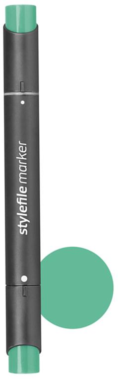 Stylefile Маркер двухсторонний Classic цвет: 640 зеленый мятныйSFM640Маркеры Stylefile Classic со спиртовыми чернилами высочайшего качества специально разработаны для дизайнеров, граффити-художников, иллюстраторов и студентов.Маркеры имеют широкую палитру и эргономичный дизайн, два наконечника – круглый и скошенный. Наконечники изготавливаются по особой технологии в Японии. Основные характеристики:124 оттенка Круглый корпус2 наконечника: круглый тонкий и плоский скошенный Герметичный колпачок, препятствующий высыханиюДозаправляемые
