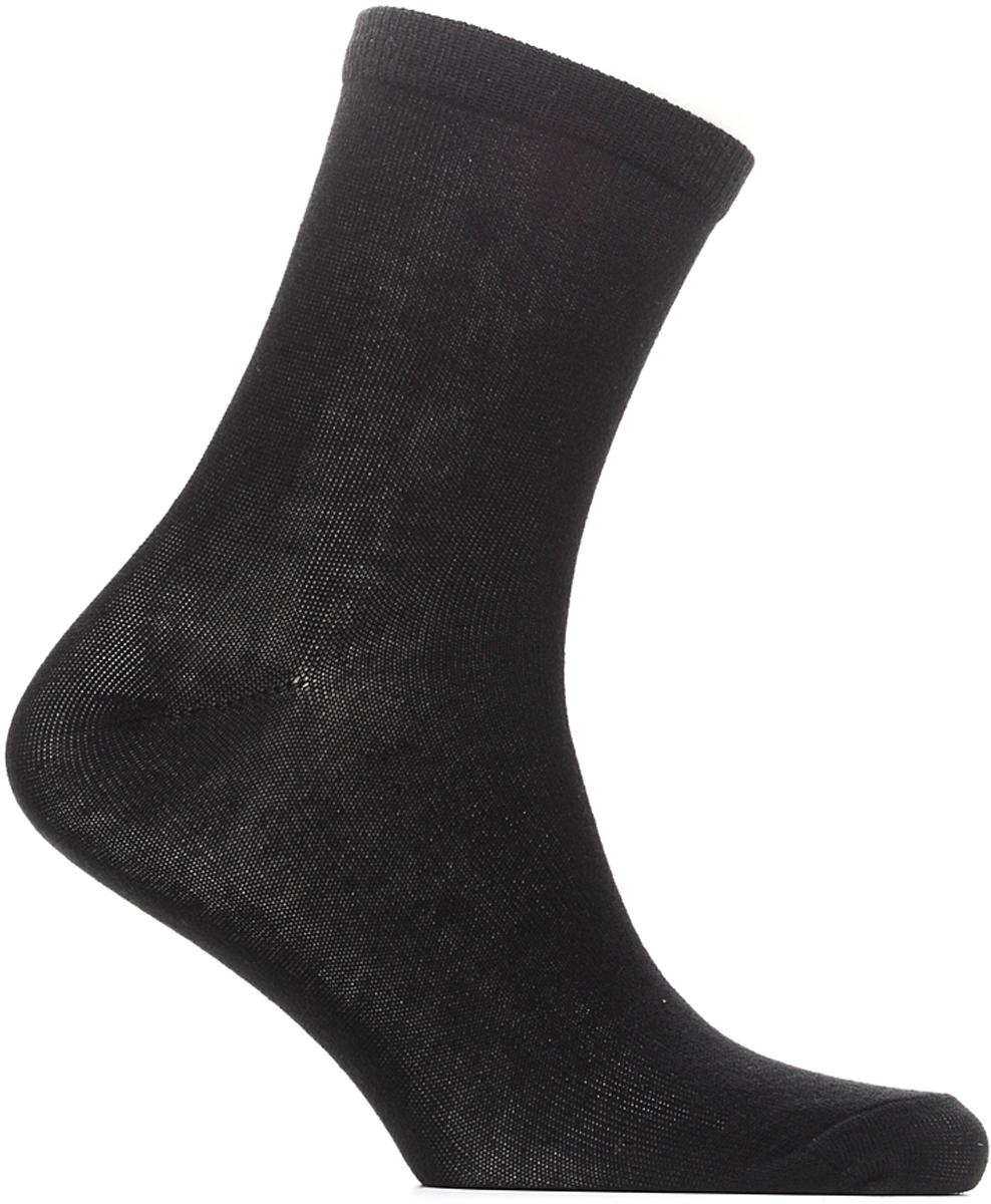 Носки мужские Bio-Textiles, цвет: черный. M001. Размер 41/47