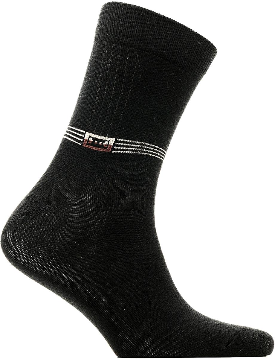 Носки мужские Bio-Textiles, цвет: черный. M003. Размер 41/47
