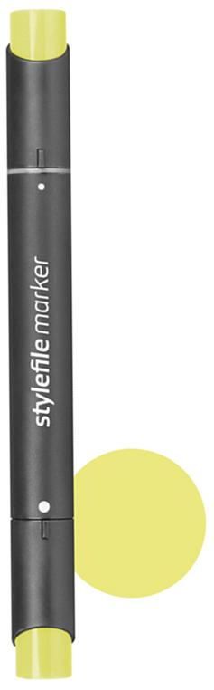 Stylefile Маркер двухсторонний Classic цвет: 666 желто-зеленыйSFM666Маркеры Stylefile Classic со спиртовыми чернилами высочайшего качества специально разработаны для дизайнеров, граффити-художников, иллюстраторов и студентов.Маркеры имеют широкую палитру и эргономичный дизайн, два наконечника – круглый и скошенный. Наконечники изготавливаются по особой технологии в Японии. Основные характеристики:124 оттенка Круглый корпус2 наконечника: круглый тонкий и плоский скошенный Герметичный колпачок, препятствующий высыханиюДозаправляемые