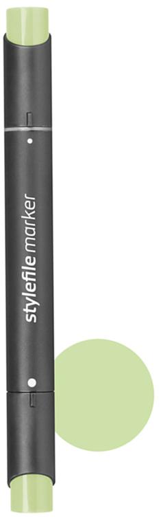 Stylefile Маркер двухсторонний Classic цвет: 670 зеленый бледныйSFM670Маркеры Stylefile Classic со спиртовыми чернилами высочайшего качества специально разработаны для дизайнеров, граффити-художников, иллюстраторов и студентов.Маркеры имеют широкую палитру и эргономичный дизайн, два наконечника – круглый и скошенный. Наконечники изготавливаются по особой технологии в Японии. Основные характеристики:124 оттенка Круглый корпус2 наконечника: круглый тонкий и плоский скошенный Герметичный колпачок, препятствующий высыханиюДозаправляемые