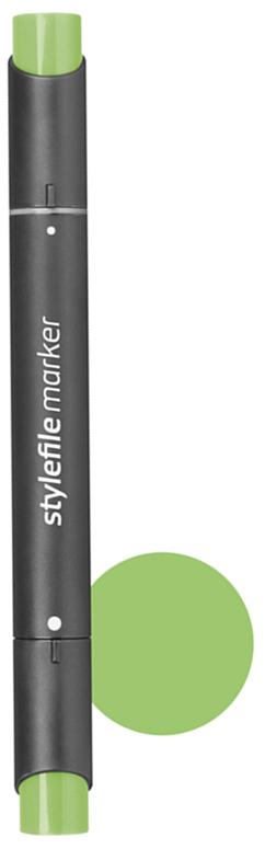 Stylefile Маркер двухсторонний Classic цвет: 672 зеленый травянойSFM672Маркеры Stylefile Classic со спиртовыми чернилами высочайшего качества специально разработаны для дизайнеров, граффити-художников, иллюстраторов и студентов.Маркеры имеют широкую палитру и эргономичный дизайн, два наконечника – круглый и скошенный. Наконечники изготавливаются по особой технологии в Японии. Основные характеристики:124 оттенка Круглый корпус2 наконечника: круглый тонкий и плоский скошенный Герметичный колпачок, препятствующий высыханиюДозаправляемые