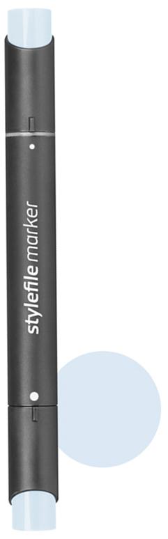 Stylefile Маркер двухсторонний Classic цвет: cg1 серый холодный 1SFMCG1Маркеры Stylefile Classic со спиртовыми чернилами высочайшего качества специально разработаны для дизайнеров, граффити-художников, иллюстраторов и студентов.Маркеры имеют широкую палитру и эргономичный дизайн, два наконечника – круглый и скошенный. Наконечники изготавливаются по особой технологии в Японии. Основные характеристики:124 оттенка Круглый корпус2 наконечника: круглый тонкий и плоский скошенный Герметичный колпачок, препятствующий высыханиюДозаправляемые