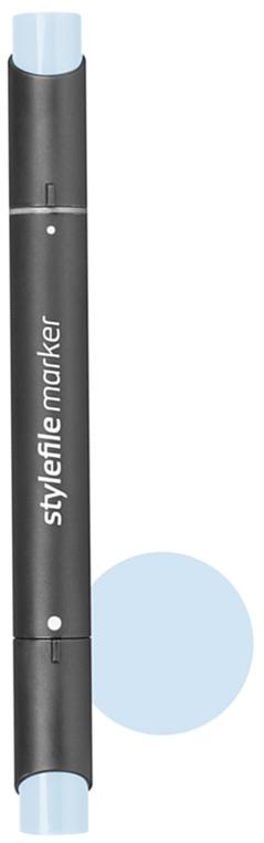 Stylefile Маркер двухсторонний Classic цвет: cg2 серый холодный 2SFMCG2Маркеры Stylefile Classic со спиртовыми чернилами высочайшего качества специально разработаны для дизайнеров, граффити-художников, иллюстраторов и студентов.Маркеры имеют широкую палитру и эргономичный дизайн, два наконечника – круглый и скошенный. Наконечники изготавливаются по особой технологии в Японии. Основные характеристики:124 оттенка Круглый корпус2 наконечника: круглый тонкий и плоский скошенный Герметичный колпачок, препятствующий высыханиюДозаправляемые