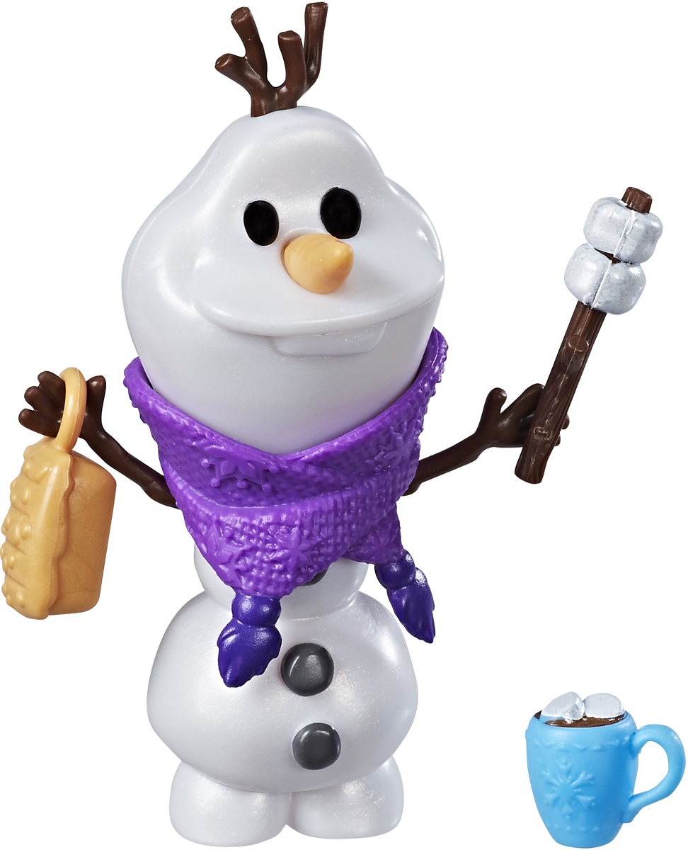 Disney Frozen Мини-кукла Олаф C1096_E0554 пазл disney frozen 3d 240