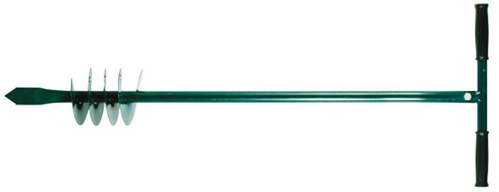 Бур садовый шнековый FIT, 110 х 11 см бур fit 33045