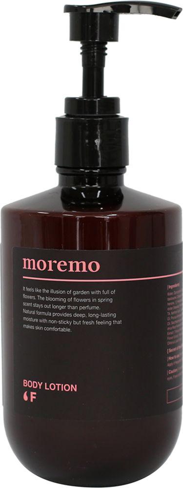 Moremo White Moment Лосьон для тела, 300 млК67Лосьон для тела обладает деликатным цветочным ароматом, который дарит ощущение летней свежести и прохлады. Лосьон содержит экстракт императы цилиндрической, который способен удерживать влагу в эпидермисе в течение 24 часов. Сбалансированная формула средства включает в себя натуральные цветочные экстракты (жасмина, сливы, маргаритки и жимолости) и растительные масла (виноградное, абрикосовое, масло макадамии), интенсивно увлажняющие и питающие кожу. Лосьон имеет легкую нежную консистенцию, быстро впитывается, не оставляя ощущения липкости.Не содержит парабенов, бензофенона, минеральных масел, силиконов и спирта.