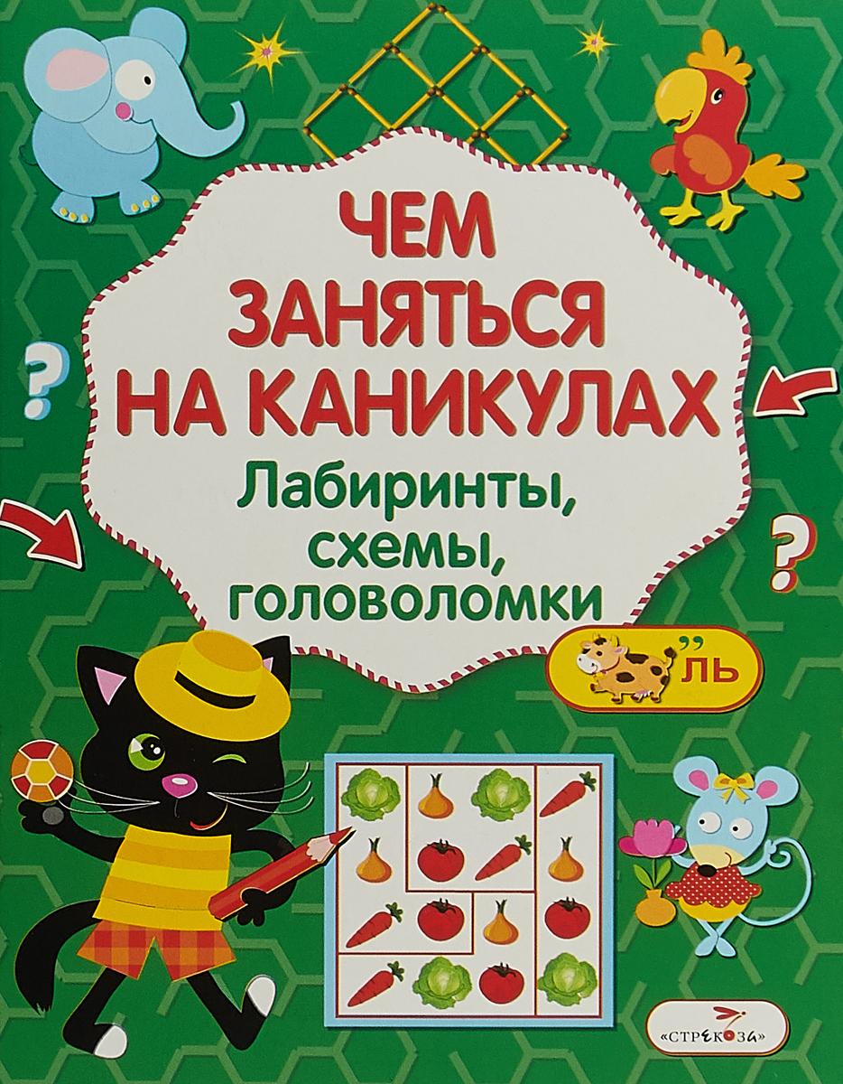 Лабиринты, схемы, головоломки. Выпуск 6