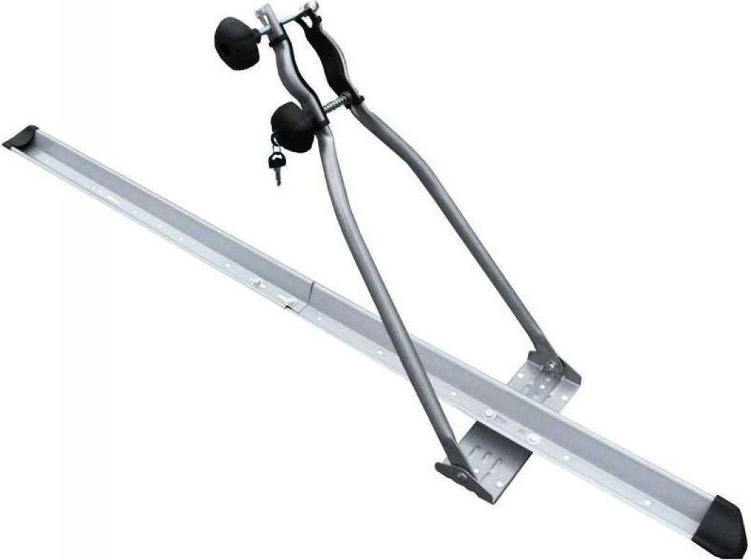 Велокрепление на крышу Menabo Huggy Lock, для 1-ого велосипеда, с ключом