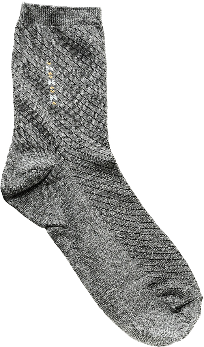 Носки мужские Bio-Textiles, цвет: серый. M004-1. Размер 41/47