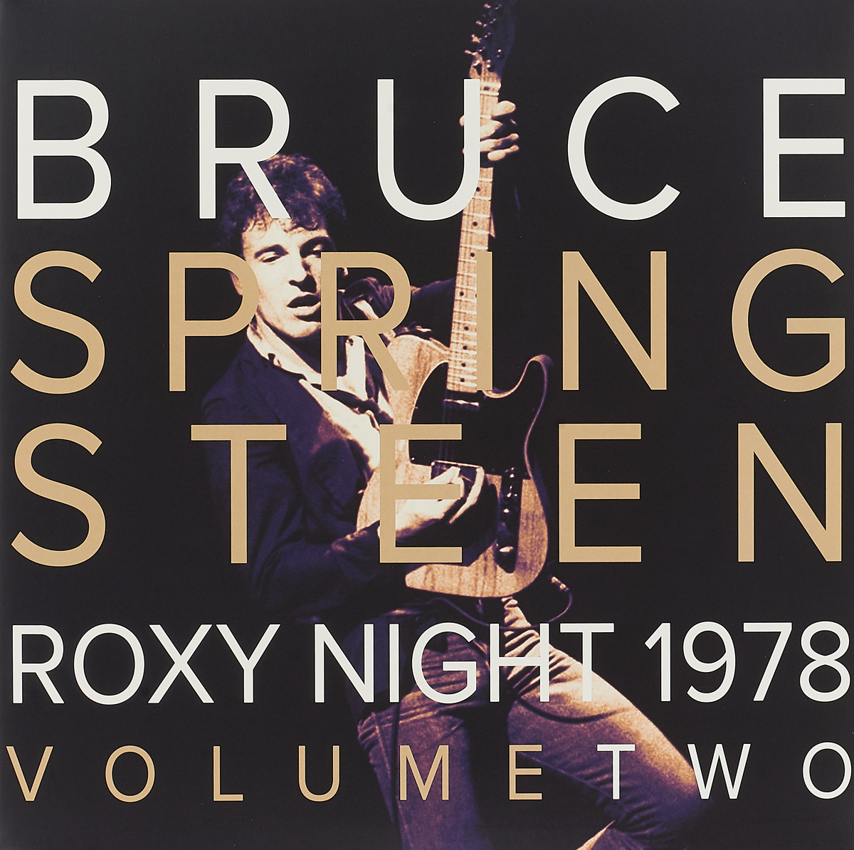 цена Брюс Спрингстин Bruce Springsteen. 1978 Roxy Night Vol.2 (2 LP)