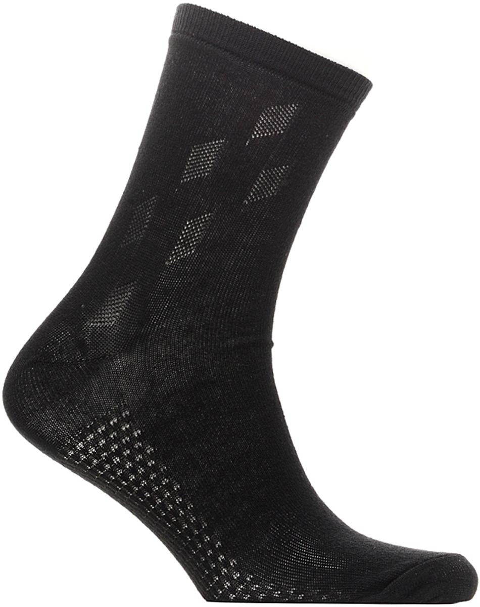 Носки мужские Bio-Textiles, цвет: черный. M005. Размер 41/47