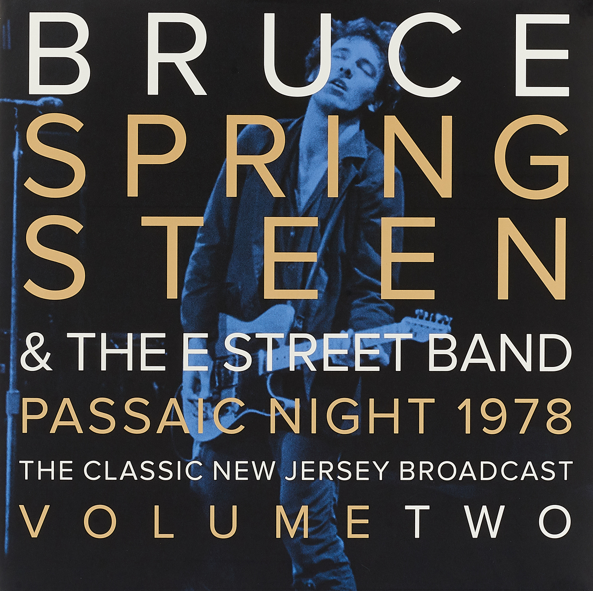Брюс Спрингстин Bruce Springsteen. Passaic Night 1978 The Classic New Jersey Broadcast Volume Two (2 LP) the complete aliens omnibus volume two genocide alien harvest