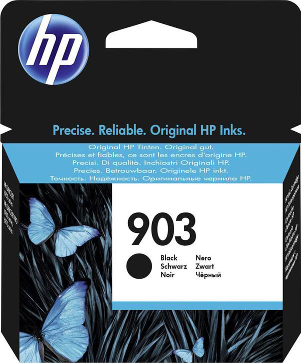 HP 903 (T6L99AE), Black картридж для HP OfficeJet 6950 / OfficeJet Pro 6960/6970 картридж hp 903 t6l99ae black