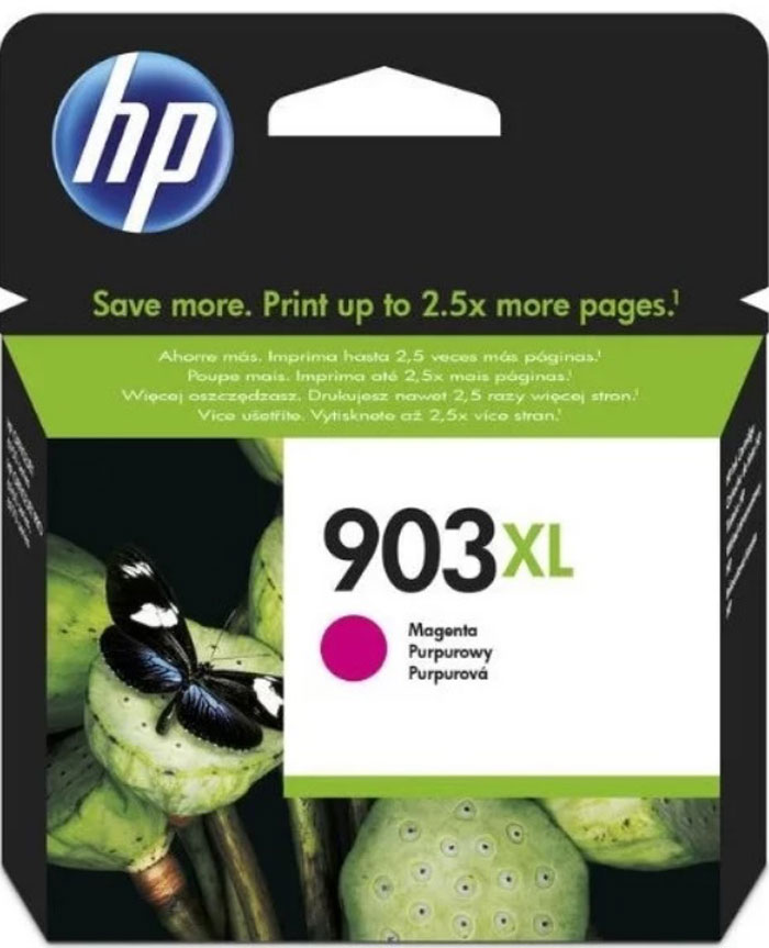 HP 903XL (T6M07AE), Magenta картридж для HP OfficeJet 6950 / OfficeJet Pro 6960/6970 картридж для принтера и мфу hp 201a cf403a magenta