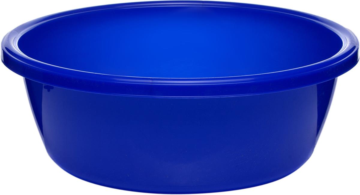 Таз StarPlast, цвет: синий, 10,5 л asled 10pcs синий цвет w5w