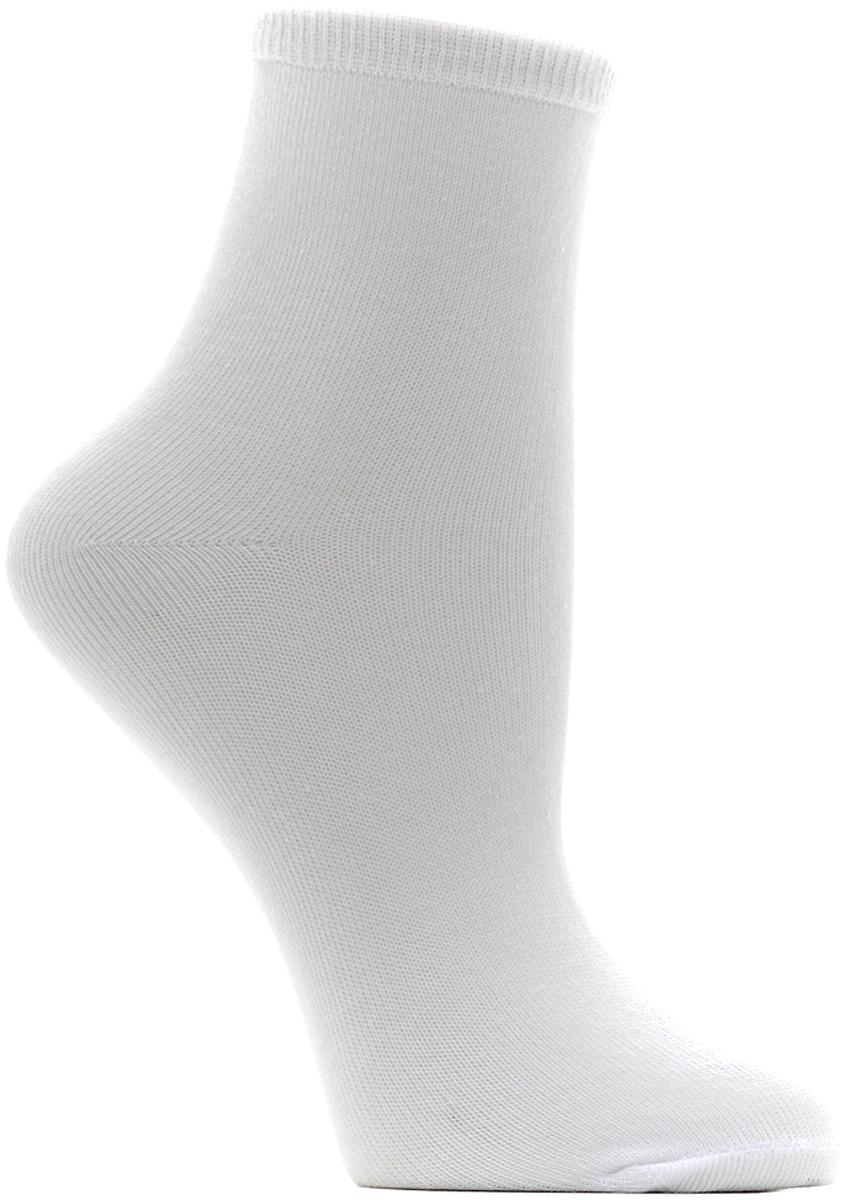 Носки детские Bio-Textiles, цвет: белый. T111. Размер 34/40