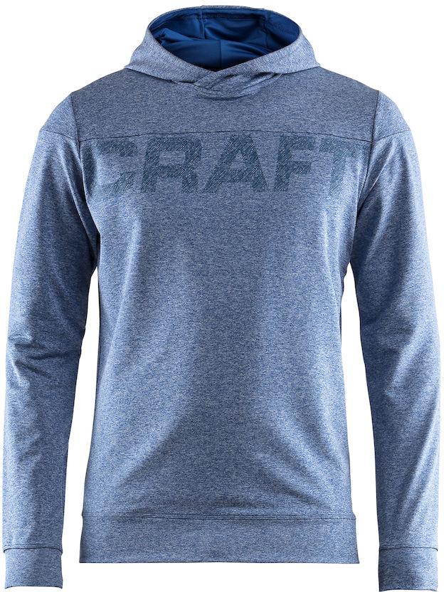 Худи мужское Craft Tag, цвет: синий. 1905317/367200. Размер L (50) толстовка с мишкой худи где