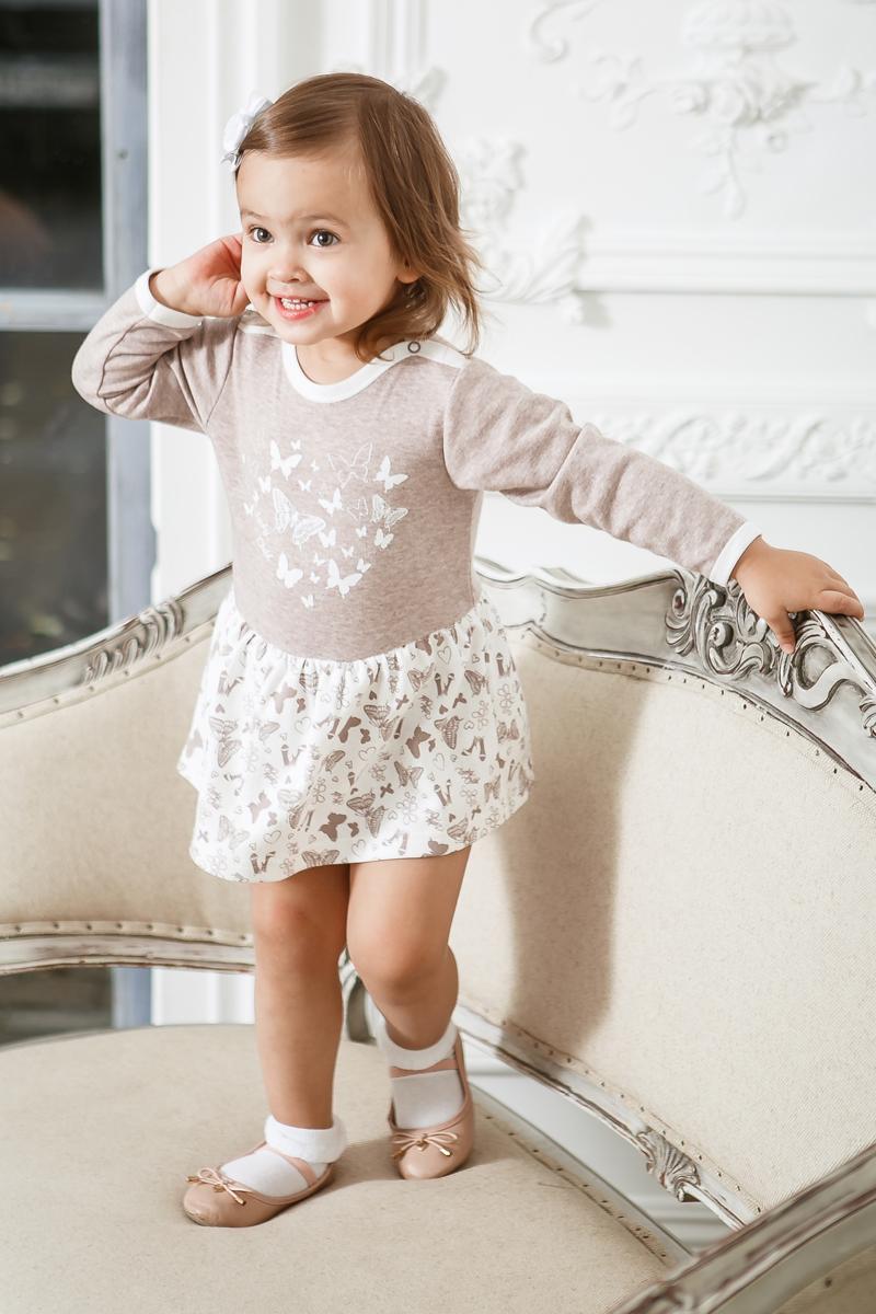 Боди для девочки Lucky Child Дюймовочка, цвет: бежевый. 37-19/беж. Размер 68/7437-19/бежБоди с юбочкой – это отличное решение для самых маленьких девочек, для которых комфорт должен быть на первом месте. Боди с юбочкой из коллекции Дюймовочка - это гармоничное сочетание красоты и комфорта. Боди изготовлен из мягкого хлопка и оснащён прочными кнопками, способными выдержать даже частые смены подгузника. В таком боди ваша малышка наверняка станет самой элегантной девочкой на любом празднике!