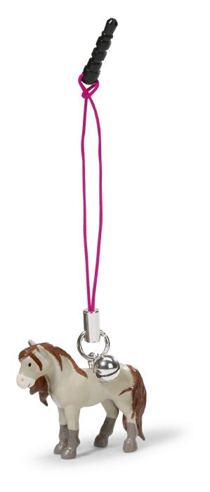 Nici Игрушка-подвеска Лошадь цвет серо-бежевый