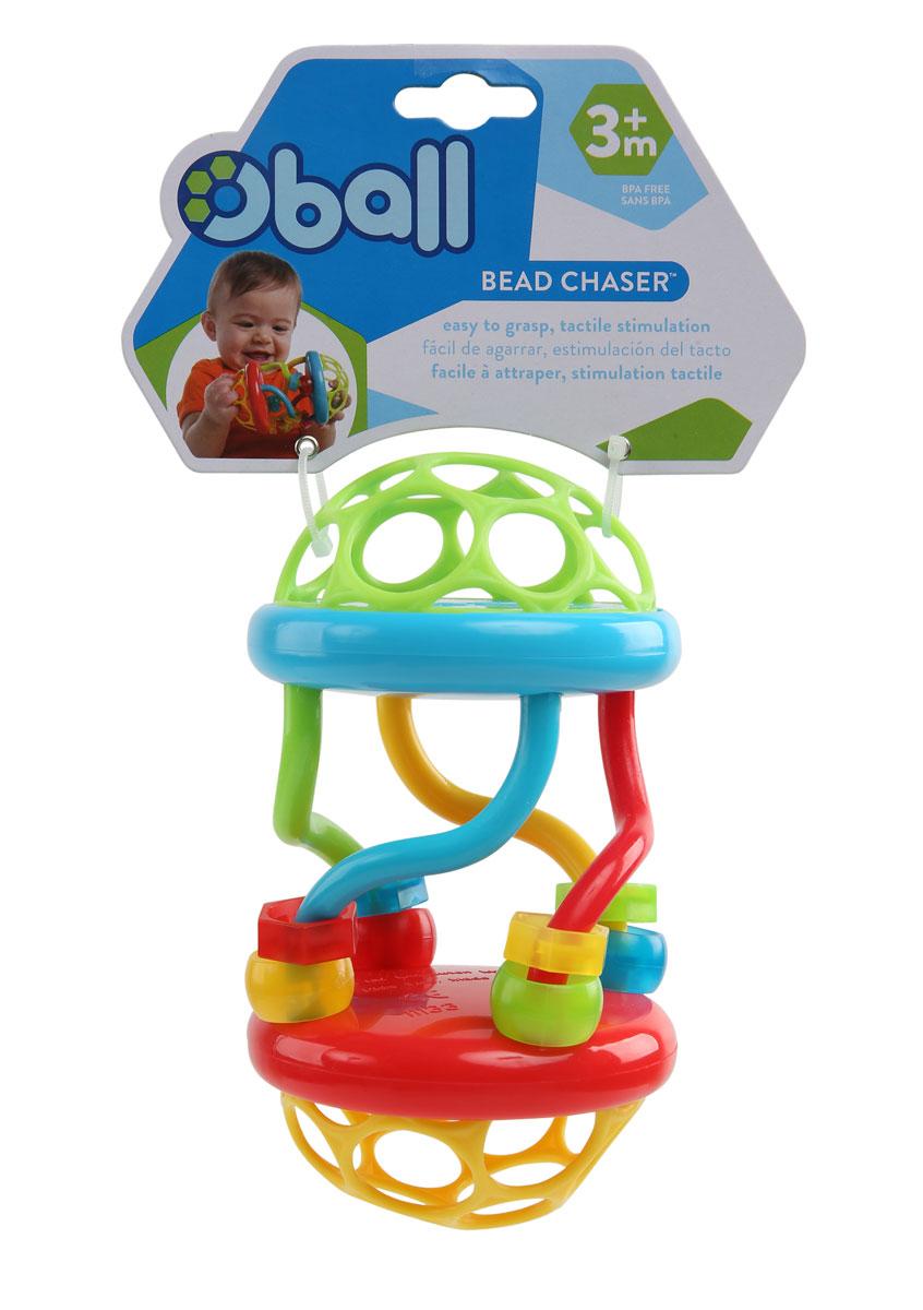 Oball Развивающая игрушка Веселые бусины