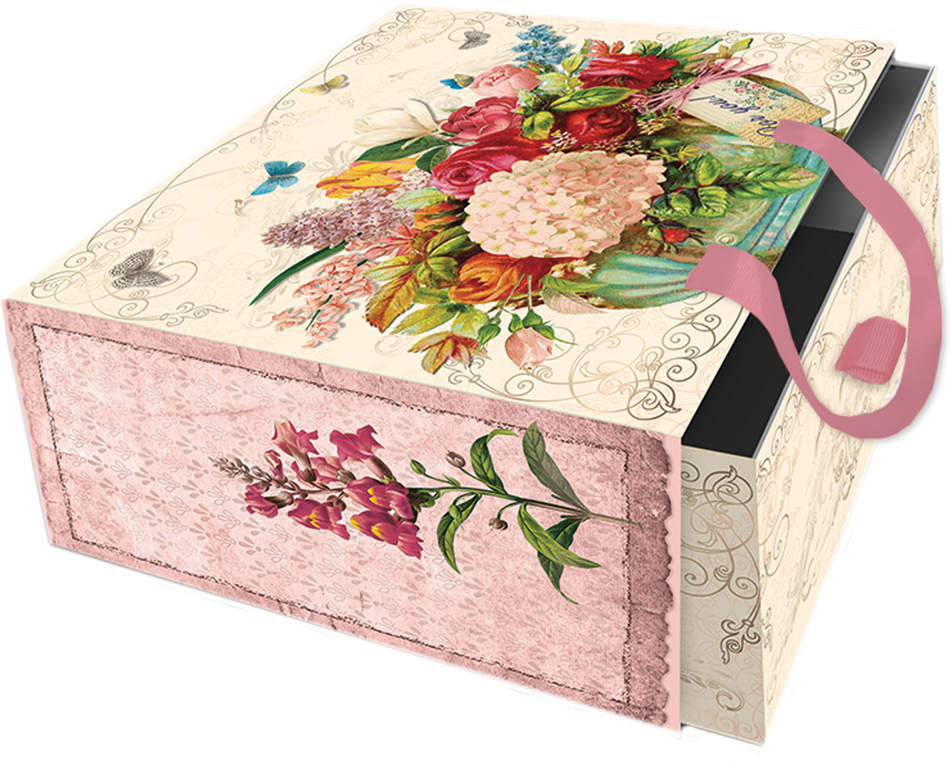 Коробка подарочная Magic Home