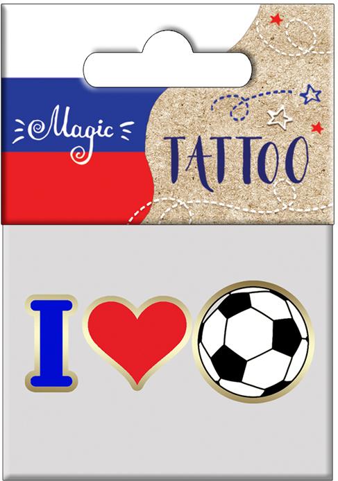 Татуировки временные Magic Home, для украшения тела. 76907 naillook переводные татуировки для тела 20 8 см х 14 8 см 20855