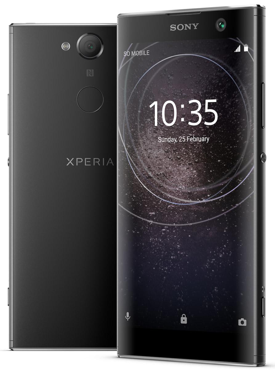 Sony Xperia XA2, Black