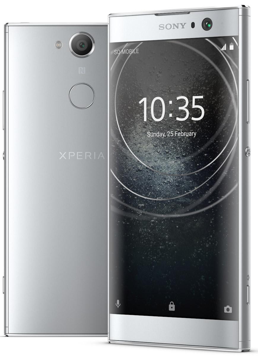 Sony Xperia XA2, Silver