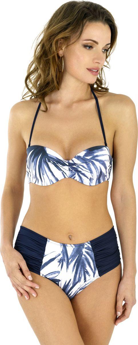 Купальные плавки женские Rosme, цвет: темно-синий. L180236-058. Размер 50 (56) мужские купальные плавки desmiit s312 15