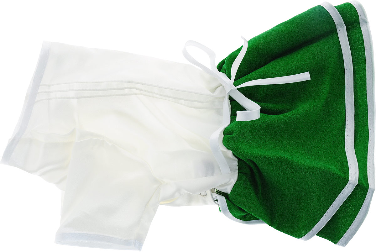 Платье для собак GLG Летнее ассорти, цвет: зеленый. Размер L asics tiger gel lyte iii lc