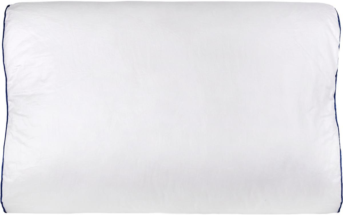 Подушка ортопедическая Doctor Sleep Prima, наполнитель: пенополиуретан, цвет: белый, 40 x 60 см4650075040584PRIMA - подушка эргономичной формы класса luxИмеет форму изгиба шеи и подшейные валики разной высотыОт подушки Sleep Care подушка PRIMA отличается лучшим комфортом, который достигается благодаря ее уникальному чехлуУмный съёмный чехол из премиального батиста с белым гусиным пухом премиум класса - это невероятный комфорт и нежность от соприкосновения с подушкой3d сетка по бокам позволяет воздуху свободно циркулировать, создает дополнительный комфортНаполнитель: анатомическая пена с памятью формы OPTIMEMORYЧехол внутренний: 100% ПЭСъемный чехол: премиальный батист с натуральным элитным гусиным пухом и вставками из 3D сетки. Весь пух проходит антибактериальную обработкуУпаковка: картонная коробкаРазмер: 40см x 60см, высота подшейных валиков 11 / 13 см