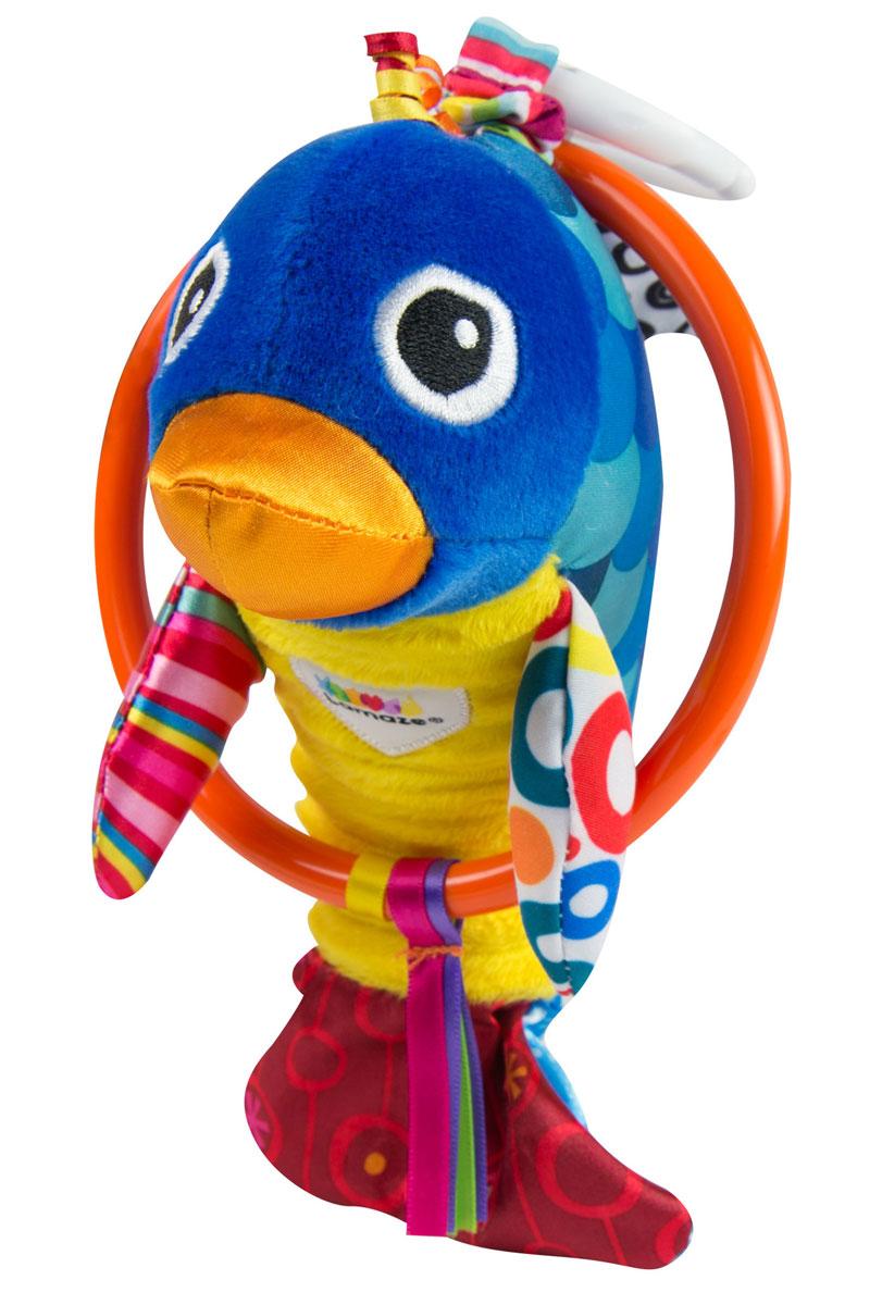 Tomy Развивающая игрушка Веселый дельфинчик большую мягкую игрушку собаку лежа в москве