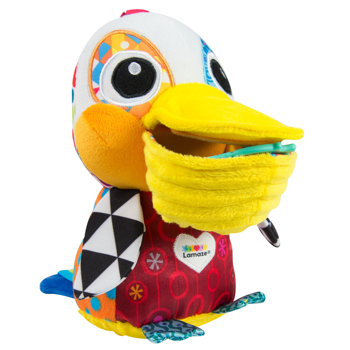 Zakazat.ru: Tomy Развивающая игрушка Пеликанчик Филипп