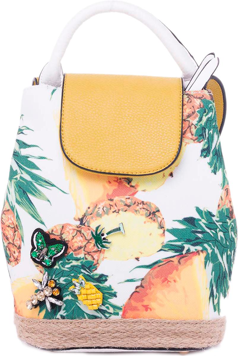 Рюкзак женский Baggini, цвет: желтый. 29117/8229117/82