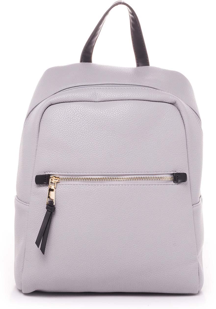 Рюкзак женский Baggini, цвет: серый. 29552/18