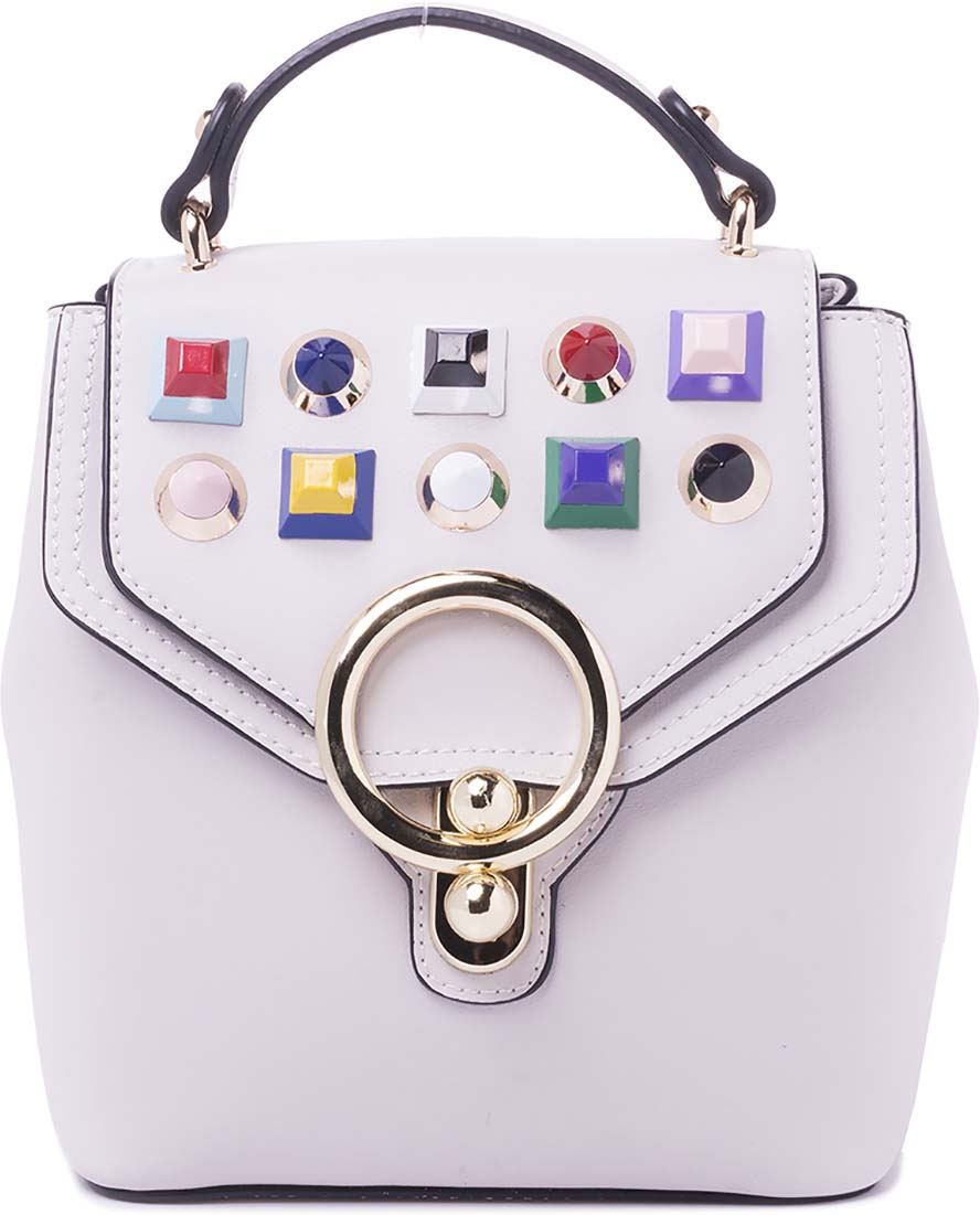 Рюкзак женский Renee Kler, цвет: молочно-серый. RK7037-07RK7037-07